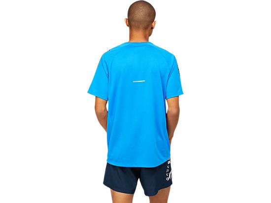 ICON SS TOP ELECTRIC BLUE/FRENCH BLUE