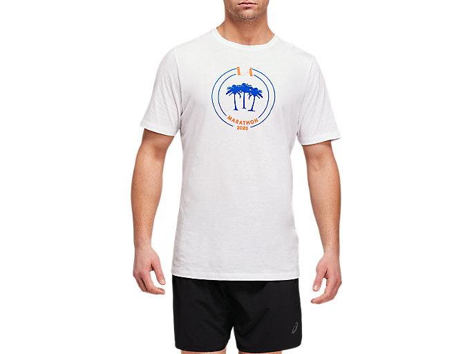 Alternative image view of LA Marathon Crew Short Sleeve