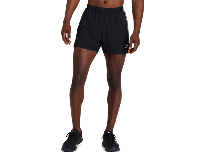 Alternative image view of 2-IN-1 5 INCH REFLECTIVE SHORT, PERFORMANCE BLACK