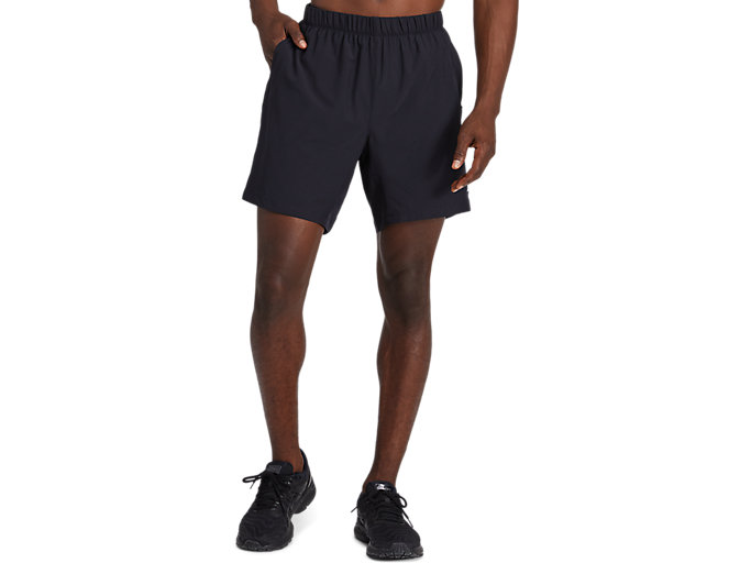 Alternative image view of SPORT 7 INCH RUN SHORT, PERFORMANCE BLACK