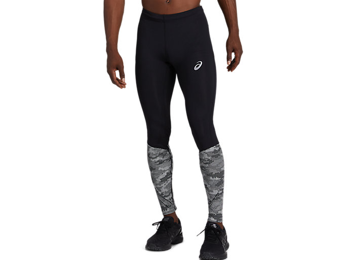 Alternative image view of SPORT RFLC TIGHT, PERFORMANCE BLACK