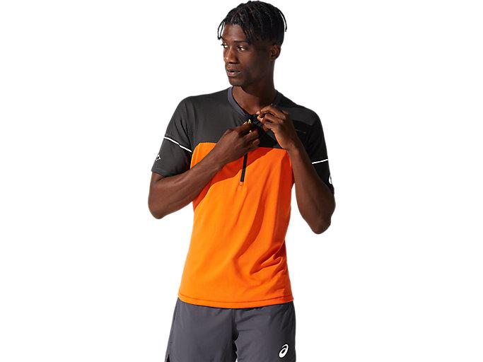 Alternative image view of FUJITRAIL TOP, Marigold Orange