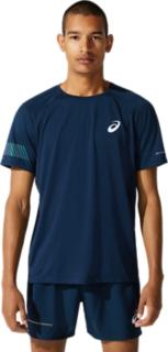 反光跑步短袖T恤