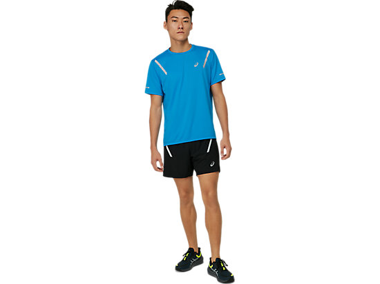 LITE-SHOW SS TOP ELECTRIC BLUE