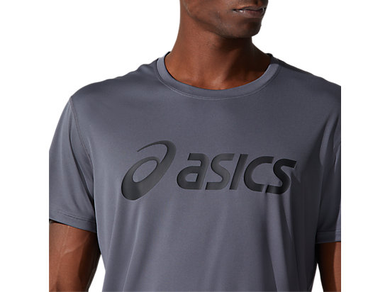 CORE ASICS TOP CARRIER GREY/PERFORMANCE BLACK
