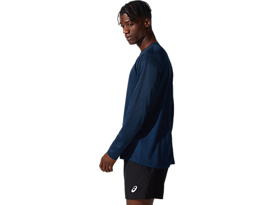 CORE LS TOP FRENCH BLUE