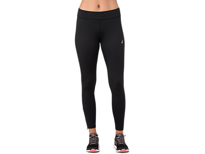 Alternative image view of SILVER WINTER TIGHT, PERFORMANCE BLACK