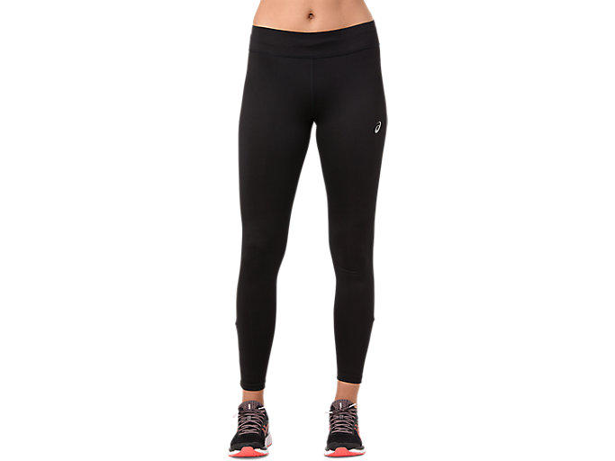 Alternative image view of SILVER TIGHT, PERFORMANCE BLACK