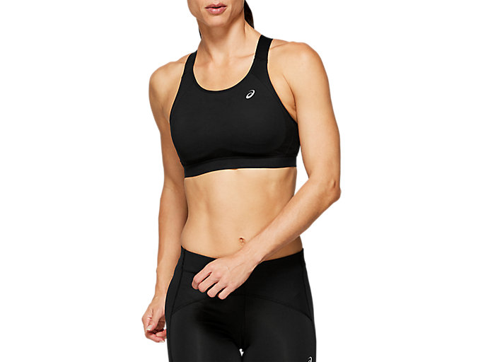 Alternative image view of TANREN BRA, PERFORMANCE BLACK