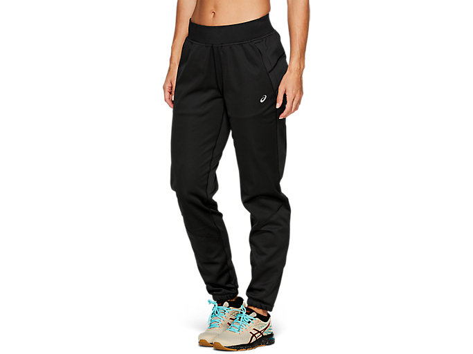Alternative image view of WINTER ACCELERATE PANT, PERFORMANCE BLACK