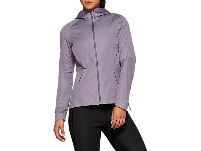 Alternative image view of WINTER ACCELERATE JACKET, Lavender Grey