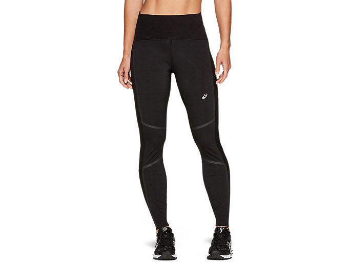 Alternative image view of METARUN™ WINTER TIGHT, PERFORMANCE BLACK