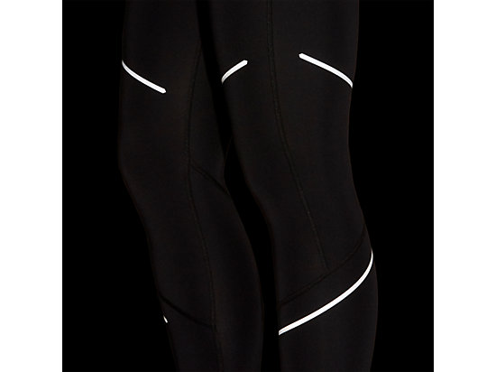 LITE-SHOW 2 CROP TIGHT PERFORMANCE BLACK