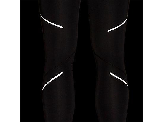 LITE-SHOW 2 CROP TIGHT PERFORMANCE BLACK