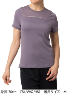 LITE-SHOW 2 SHORT SLEEVE TOP