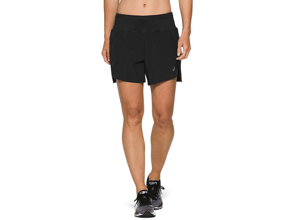 Women's ROAD 5.5IN SHORT | PERFORMANCE BLACK | Shorts | ASICS
