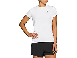 RACE SHORT SLEEVED TOP