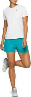 2-N-1 3.5英寸跑步短褲