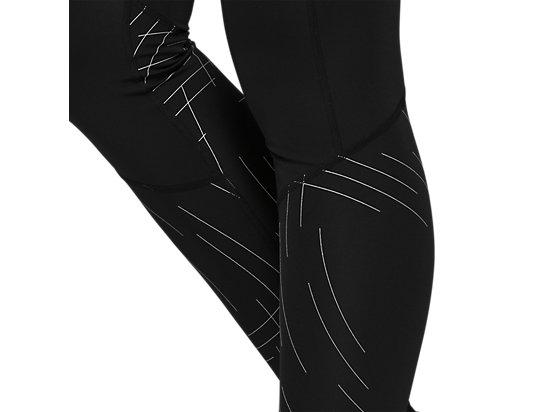 NIGHT TRACK反光跑步緊身褲 NIGHT TRACK BLACK