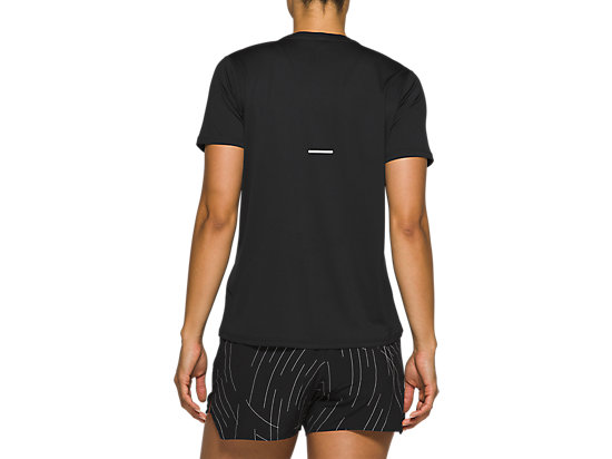 NIGHT TRACK SHORT SLEEVE TOP NIGHT TRACK BLACK AOP