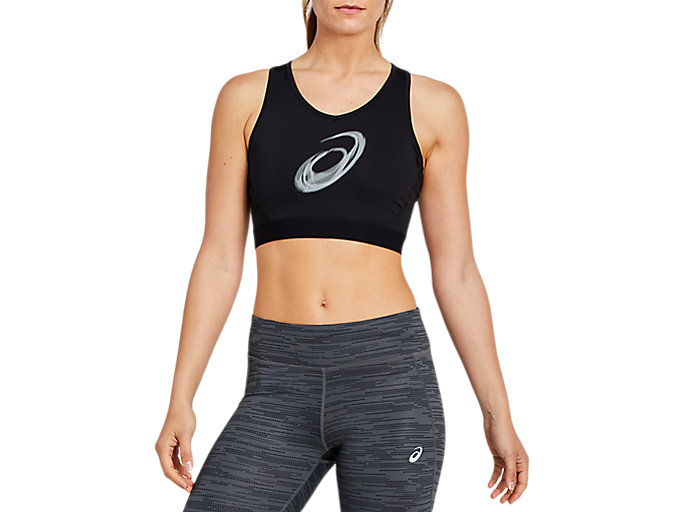 Alternative image view of SPORT GPX BRA TOP, PERFORMANCE BLACK