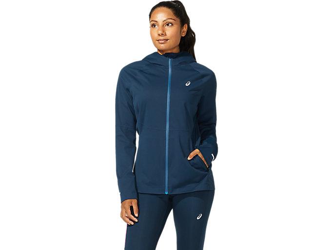 Coupe-vent et vestes sport et running femme | ASICS