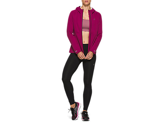 ACCELERATE JACKET DRIED BERRY