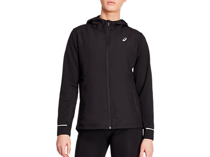 Alternative image view of LITE SHOW WINTER JACKET, Performance Black