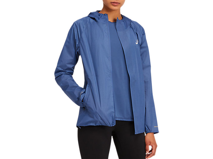 Alternative image view of LIGHTWEIGHT WATERPROOF JACKET, GRAND SHARK