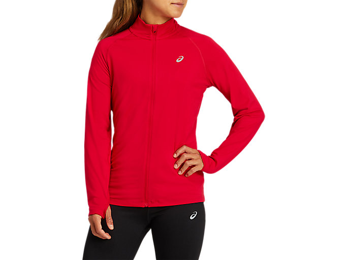 Alternative image view of FULL ZIP LS TOP, Samba