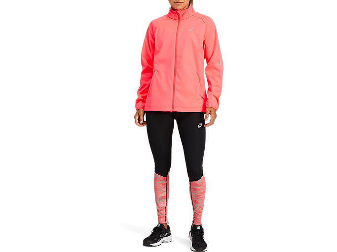 Alternative image view of SPORT RFLC JACKET, DIVA PINK