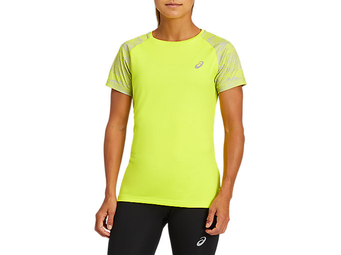 Alternative image view of SPORT RFLC SS TOP, SOUR YUZU
