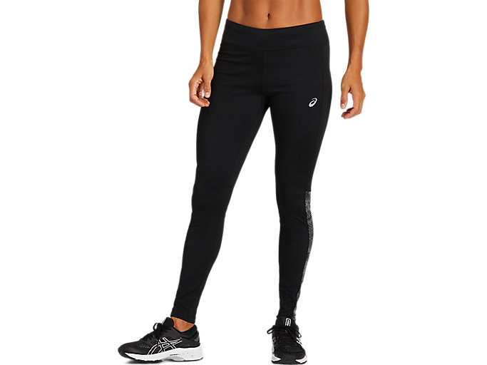 Alternative image view of SPORT RFLC WINTER TIGHT, PERFORMANCE BLACK
