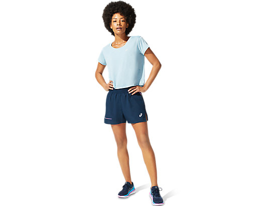 VISIBILITY SHORT FRENCH BLUE