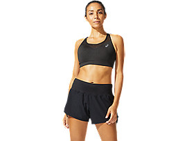 ASICS Accelerate Bra Performance Black Mujer Talla L