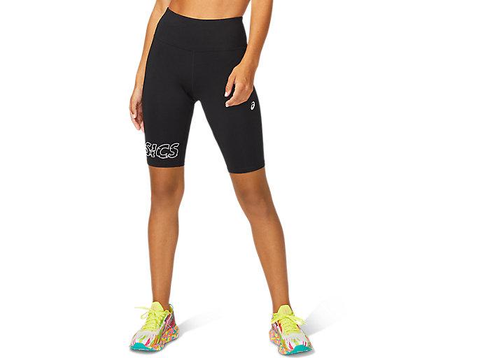 Women's ASICS SPRINTER   Performance Black   Shorts   ASICS