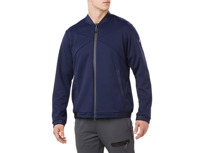Alternative image view of Hex Block Track Jacket