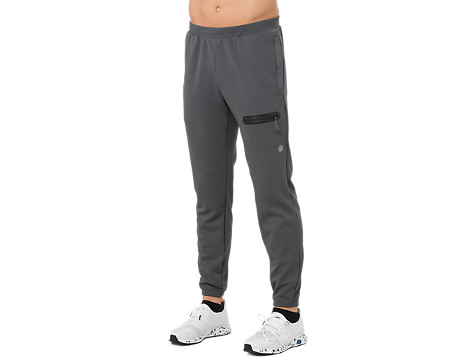 Front Top view of Knit Track Pant
