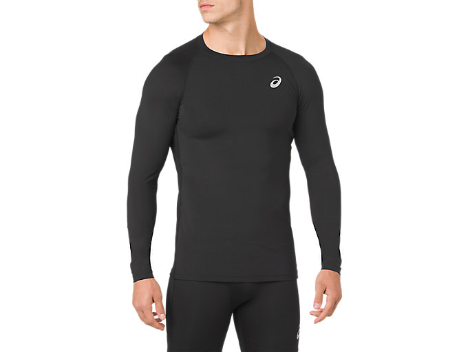 Alternative image view of Baselayer Long Sleeve Top