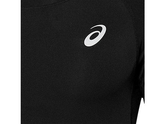 緊身短袖衫 PERFORMANCE BLACK