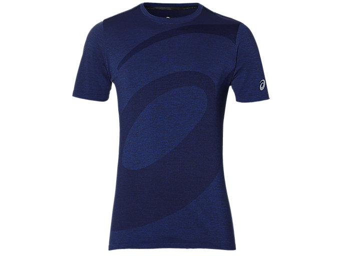 Alternative image view of SEAMLESS SS TOP, PEACOAT