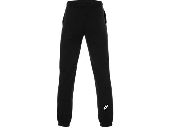 ASICS BIG LOGO SWEAT PANT PERFORMANCE BLACK/DARK GREY