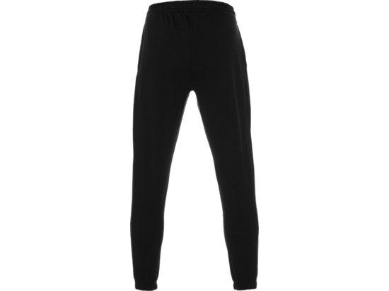 ASICS SMALL LOGO SWEAT PANT PERFORMANCE BLACK