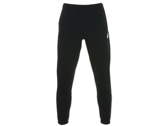 ASICS SMALL LOGO SWEAT PANT PERFORMANCE BLACK