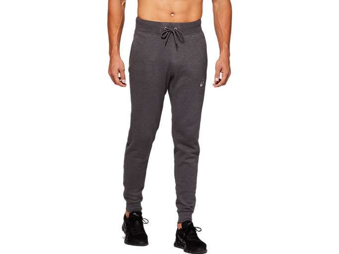 Alternative image view of SPORT KNIT PANT, DARK GREY HEATHER