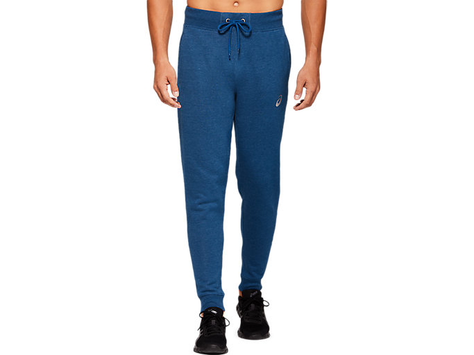 Alternative image view of SPORT KNIT PANT, MAKO BLUE HEATHER