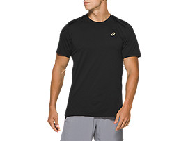 VENTILATE MESH TRAIN SHORT SLEEVED TOP