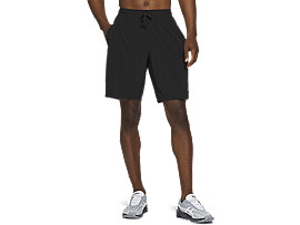 9 INCH STRETCH WOVEN 2-IN-1 SHORT