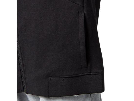 運動復古針織外套 PERFORMANCE BLACK/PERFORMANCE BLACK