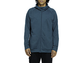 THERMOLUXE TRAVEL FULL ZIP HOODY